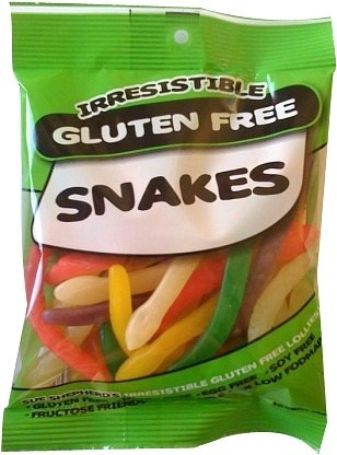 Irresistible  Snakes (New Package) 150g