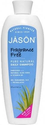 Jason Shampoo Fragrence Free Daily 473ml
