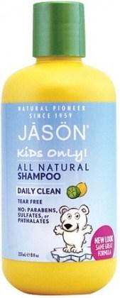 Jason Shampoo Kids Daily Clean