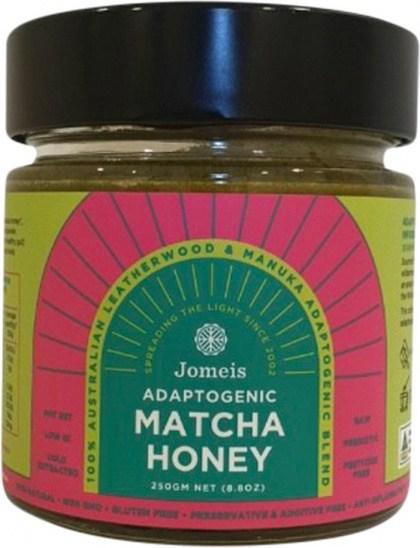 Jomeis Adaptogenic Matcha Honey  250g