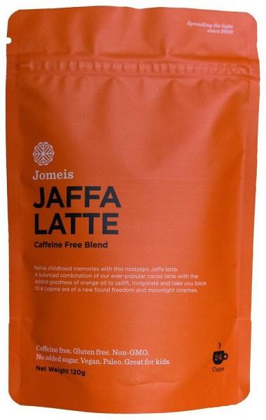 Jomeis Fine Foods Jaffa Latte  120g
