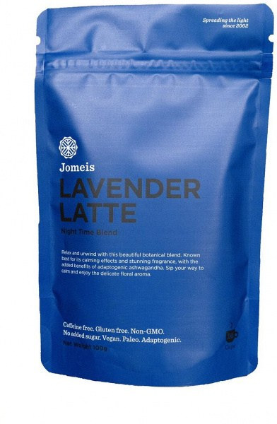 Jomeis Fine Foods Lavender Latte  100g