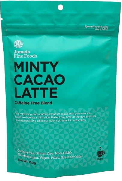 Jomeis Fine Foods Minty Cacao Latte  120g