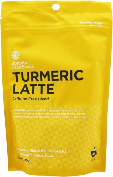 Jomeis Fine Foods Turmeric Latte  120g