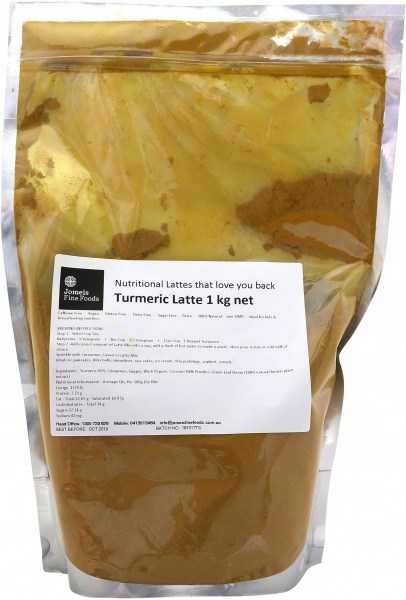 Jomeis Fine Foods Turmeric Latte  1kg