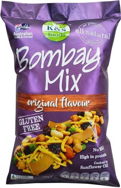 K & S Bombay Mix Original Flavour 175g