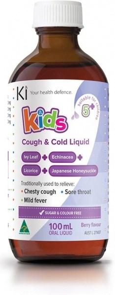 Ki Kids Cough & Cold 100ml