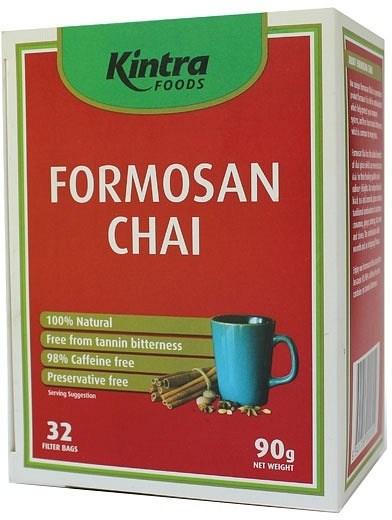 Kintra Foods Organic Formosan Chai 32Teabags