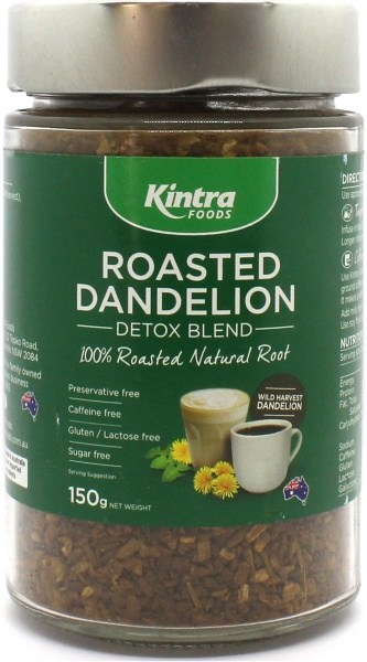 Kintra Foods Roasted Dandelion Blend  150g