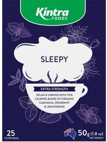 Kintra Foods Sleepy Tea 25Teabags