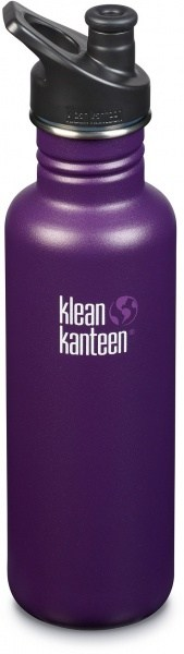 Klean Kanteen Classic Sport Cap Winter Plum  800ml