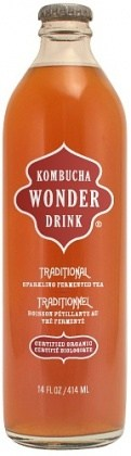 Kombucha Wonder KombuchaTrad Himalayan Blend 414ml