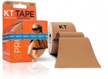 KT Tape Pro 16 ft Uncut Beige