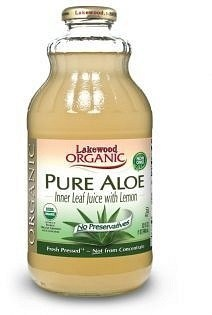 Lakewood Organic Aloe Juice Pure  946ml