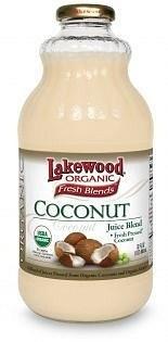 Lakewood Organic Coconut Juice Blend 946ml
