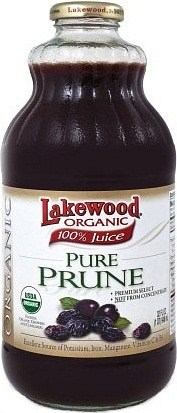 Lakewood Pure Organic Prune 946ml