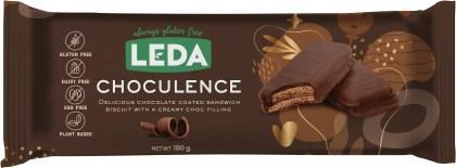 Leda Choc Gluten Free Choculence Biscuits 180gm