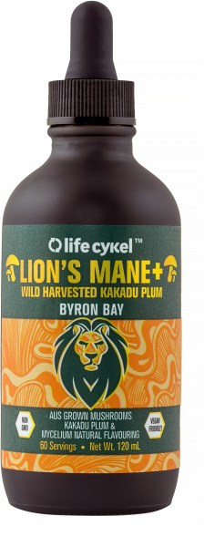 Life Cykel Lion's Mane Double Extract 120ml