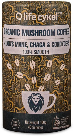 Life Cykel Mushroom Coffee 100g