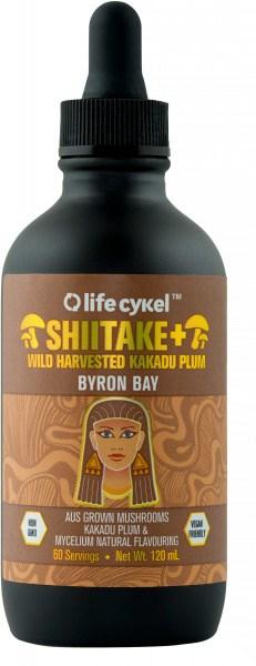 Life Cykel Shiitake Double Extract 120ml