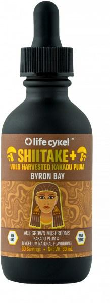Life Cykel Shiitake Double Extract 60ml