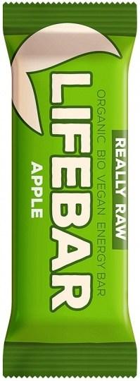 Lifebar Organic Energy Apple  15x47g
