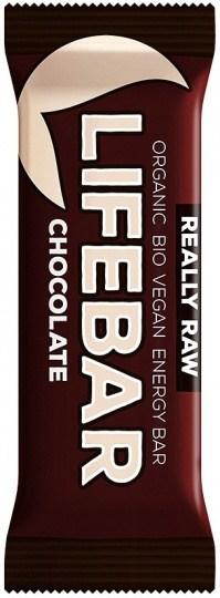 Lifebar Organic Energy Chocolate  15x47g