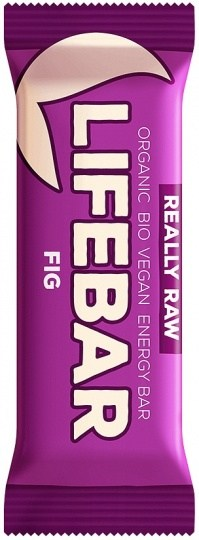 Lifebar Organic Energy Fig  15x47g