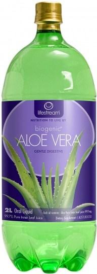Lifestream Biogenic Aloe Vera Juice 2L