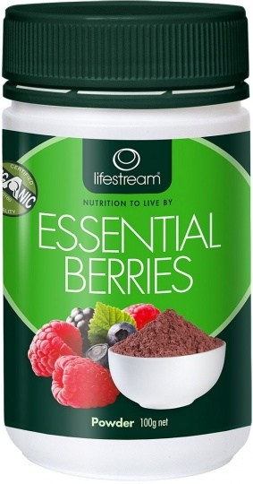 Lifestream Essential Berries Powder 100g