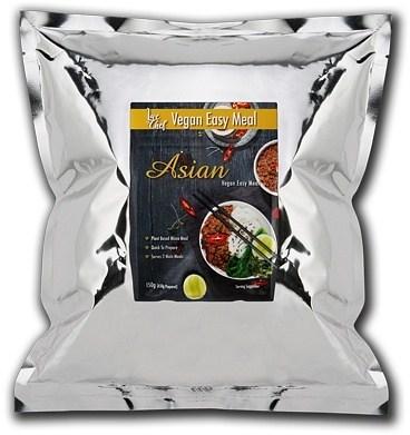 Live Chef Vegan Meal Kit Asian 2kg