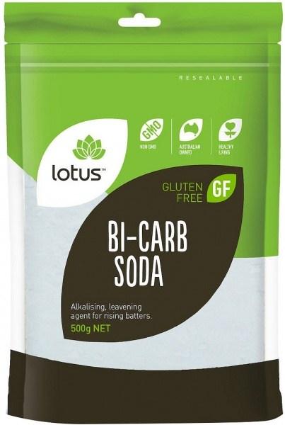 Lotus Bicarb Soda  500g