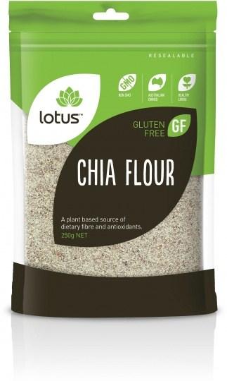 Lotus Chia Flour  250g