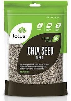 Lotus Chia Seed Blend  350g