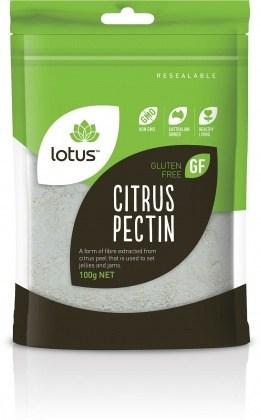 Lotus Citrus Pectin 100gm