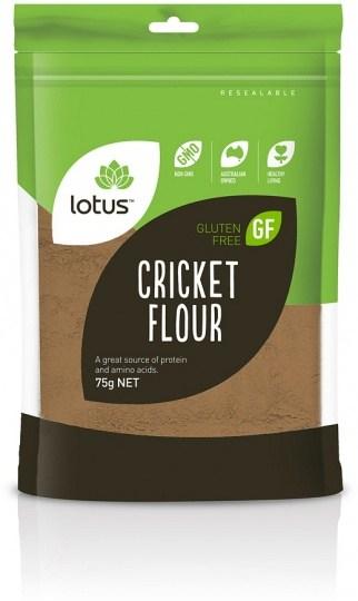 Lotus Cricket Flour  75g