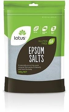Lotus Epsom Salts  500g
