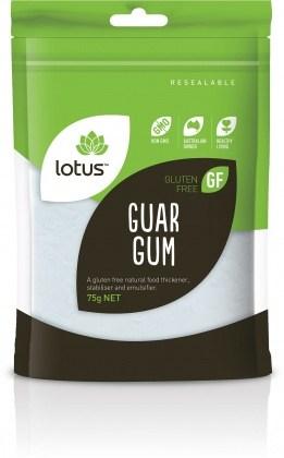 Lotus Guar Gum  75g