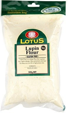 Lotus Lupin Flour 500g