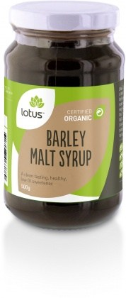 Lotus Organic Barley Malt Syrup 500gm