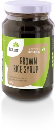 Lotus Organic Brown Rice Syrup 500gm