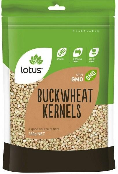 Lotus Organic Buckwheat Kernels 250g
