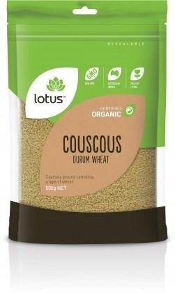 Lotus Organic Cous Cous 500g