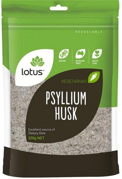 Lotus Psyllium Husk - 98% 200gm
