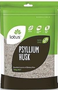Lotus Psyllium Husks 700g