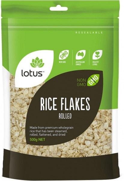 Lotus Rolled Rice Flakes  500gm
