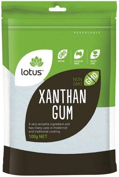 Lotus Xanthan Gum 100gm