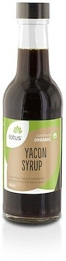Lotus Yacon Syrup Organic  250mL