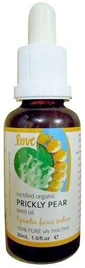 Love Oils Organic Prickly Pear Seed Oil 30ml