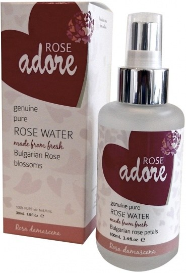 Love Oils Rose Adore Organic Rose Water 100ml